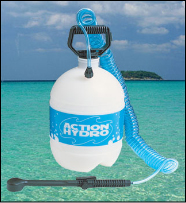 Action Hydro™ - portable outdoor shower